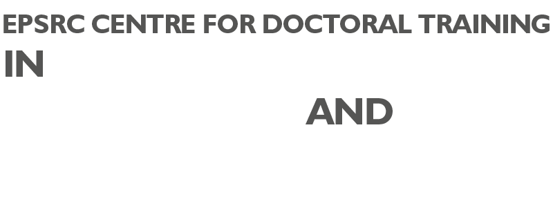 Centre for Doctoral Training in Sustainable Materials and Manufacturing